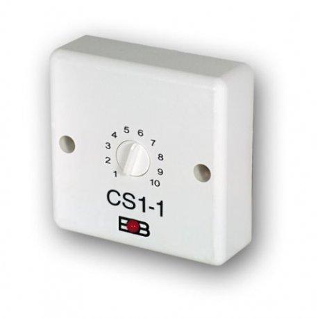 Wyłącznik czasowy Elektrobock CS1-1 do wentylatorów w WC
