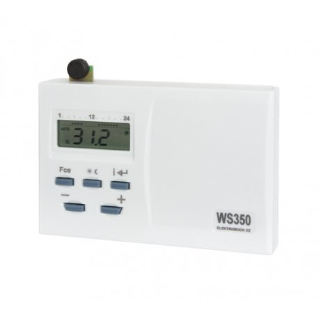 Bezprzewodowy czujnik wilgotności Elektrobock WS340