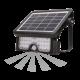 Naświetlacz solarny z czujnikiem ruchu i zmierzchu ORNO LUX LED OR-SL-6108BLR4, 5 W, IP65
