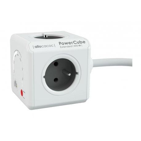 Przedłużacz modułowy PowerCube Extended WiFi z modułem wzmacniacza / AP
