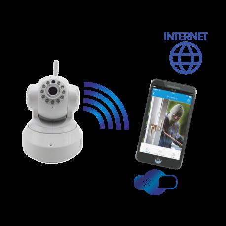 Kamera monitorująca IP ORNO OR-MT-GV-1807 z WiFi wewnętrzna