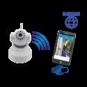 Kamera monitorująca IP ORNO OR-MT-GV-1807 z WiFi wewnętrzna, obrotowa