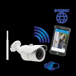 Kamera monitorująca IP ORNO OR-MT-JT-1806 z WiFi zewnętrzna IP65