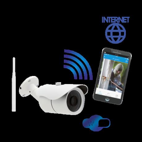 Kamera monitorująca IP ORNO OR-MT-GV-1806 z WiFi zewnętrzna IP65