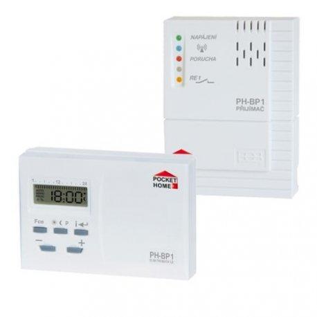 Bezprzewodowy termostat do ogrzewania podłogowego Elektrobock PH-BP1