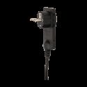 Wtyczka płaska 230 V z uchwytem i przewodem 1.5 m ORNO OR-AE-1312 - 2 kolory