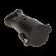 Hermetyczne gniazdo gumowe P2+Z z uchwytem OR-AE-1370