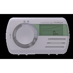 Czujnik tlenku węgla (czadu) FireAngel CO-9D z LCD  - wbudowana bateria