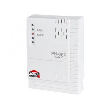 Odbiornik Elektrobock PH-SP2 - naścienny