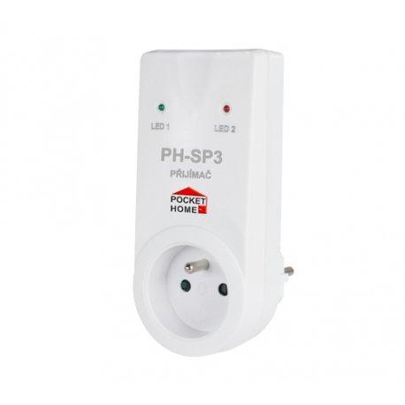Odbiornik Elektrobock PH-SP3 - gniazdkowy