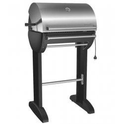 Grill węglowy Barbecook Banika z obrotowym rożnem