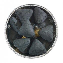 Brykiet bezdymny do grilla stołowego Barbecook zestaw 3 szt. po 650 g.