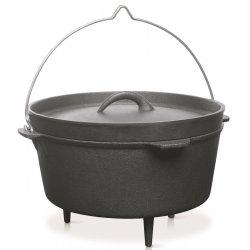 Kociołek żeliwny Barbecook 3 l