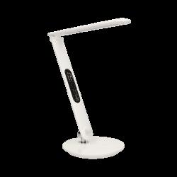Lampka biurkowa LED ORNO CRYSTAL OR-LB-1522, 6,5W, 46 SMD, ładowarka USB, zegar z budzikiem, kalendarz, termometr