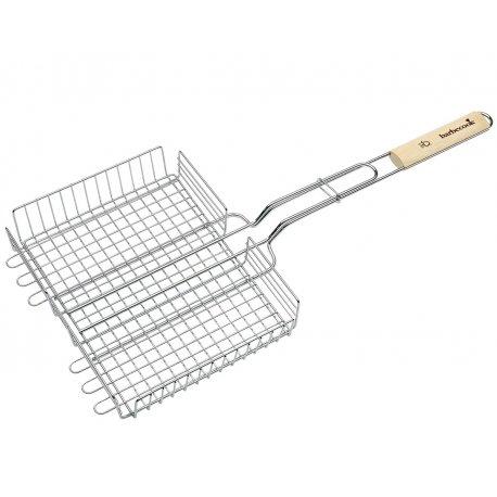 Regulowany kosz do grillowania Barbecook - 31,5 x 25,0 x 5,0 cm