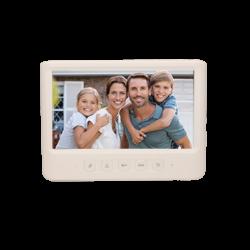 Wideo monitor bezsłuchawkowy ORNO IMAGO OR-VID-MC-1059MV do rozbudowy wideodomofonów ORNO IMAGO