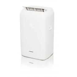 Klimatyzator przenośny Blaupunkt Moby Blue S 1111T - moc 3,2 kW / 2,9 kW z WiFi i sterowaniem głosem