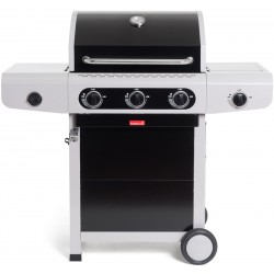 Grill gazowy Barbecook Siesta 310 Black