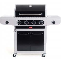 Grill gazowy Barbecook Siesta 412 Black
