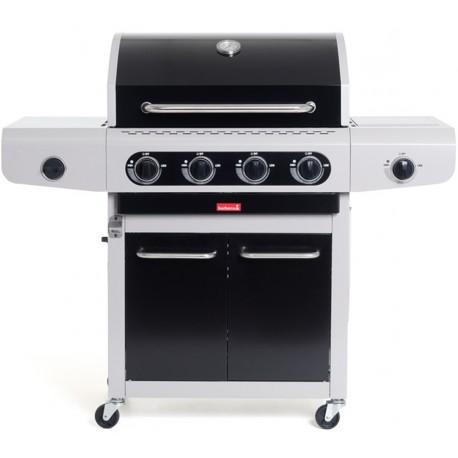 Grill gazowy Barbecook Siesta 412 Black