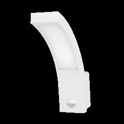 Oprawa ogrodowa ORNO PIRYT LED OR-OP-6109WLPMR4 z czujnikiem ruchu PIR, 10W, IP54