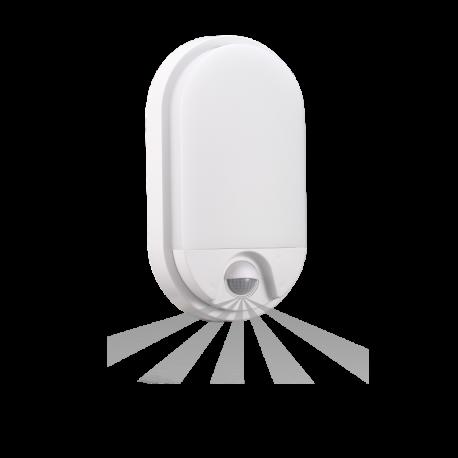 Oprawa ogrodowa ORNO NEFRYT LED OR-OP-6110WLPMR4 z czujnikiem ruchu PIR, 10W, IP54