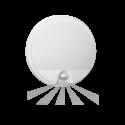 Oprawa ogrodowa ORNO AGAT LED OR-OP-6111WLPMR4 z czujnikiem ruchu PIR, 10W, IP54