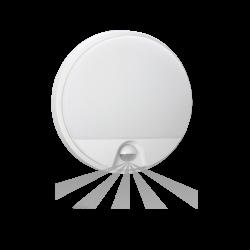 Oprawa ogrodowa ORNO AGAT LED OR-OP-6112WLPMR4 z czujnikiem ruchu PIR, 15W, IP54