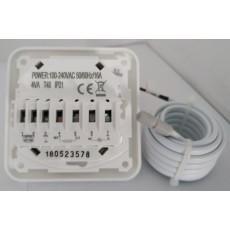 Termostat programowalny Warmtec T538 przewodowy