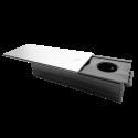 Gniazda do blatu 3 x 230 V ORNO OR-GM-9007/B-G z przesuwaną pokrywą