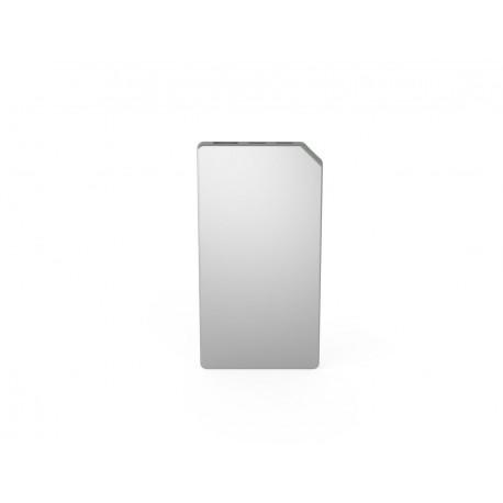 PowerBank  Slim  Allocacoc, aluminiowa obudowa, pojemność 5000 mAh