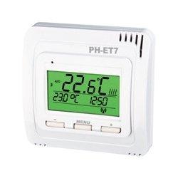 Termostat programowalny Elektrobock PH-ET7-V - bezprzewodowy