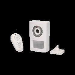 Bezprzewodowy czujnik ruchu z kamerą do alarmu ORNO OR-AB-MH-3005