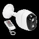 Alarm bezprzewodowy z sygnalizacją ORNO OR-MA-715, bateryjny, IP44