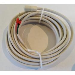 Podłogowy czujnik temperatury Esco NTC 10 kΩ - 3 m