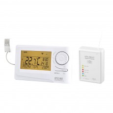 Termostat programowalny Elektrobock BT52 WiFi z komunikacją OpenTherm Plus - bezprzewodowy