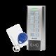 Zamek szyfrowy z PIN i czytnikiem kart i breloków zbliżeniowych ORNO OR-ZS-818 2 wyjścia. IP66