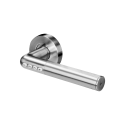 Klamka z zamkiem szyfrowym ORNO OR-ZS-850, otwieranie kodem PIN i bluetooth IP20