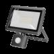 Naświetlacz BULLED S LED 30 W ORNO OR-NL-6137BLR4 z czujnikiem ruchu, 2400lm