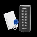 Zamek szyfrowy z PIN i czytnikiem kart i breloków zbliżeniowych ORNO OR-ZS-820 funkcja gościa