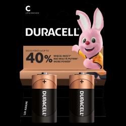 Baterie Duracell C / LR14 / 1,5 V - alkaliczne - 2 szt.