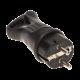 Wtyczka gumowa z uchwytem do gniazdka 230 V ORNO OR-AE-1369 - IP44