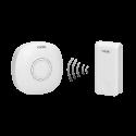 Bezprzewodowy dzwonek bezbateryjny VIRONE PRESSO DB-1 - sieciowy gniazdkowy