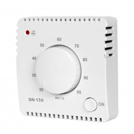 Wilgotnościomierz - czujnik wilgoci Elektrobock SN130 - załączający wentylator