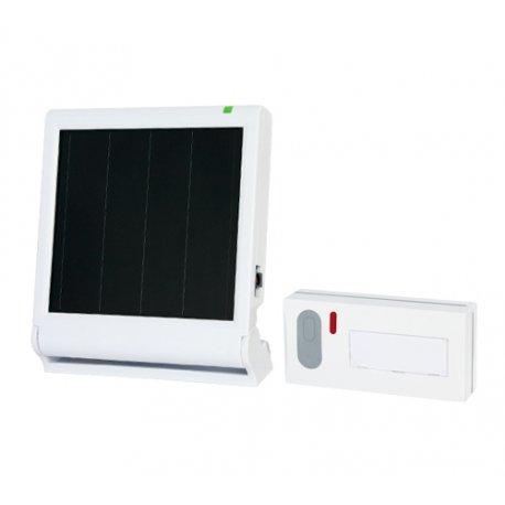 Bezprzewodowy dzwonek solarny Elektrobock BZ914