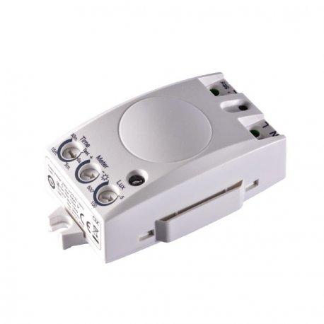 Dwusopniowy mikrofalowy czujnik ruchu ORNO OR-CR-234 - 360° / 600 W - obsługa dwóch źródeł światła