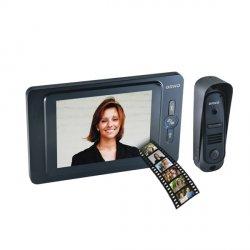 Videodomofon przewodowy ORNO VISIO MEMO 8˝ - OR-VID-JS-1040