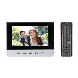 Videodomofon przewodowy ORNO AURUM 7˝ - dotykowy - OR-VID-YT-1007