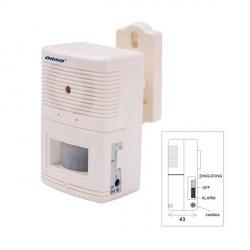 Alarm domowy ORNO OR-MA-701 z sygnalizatorem