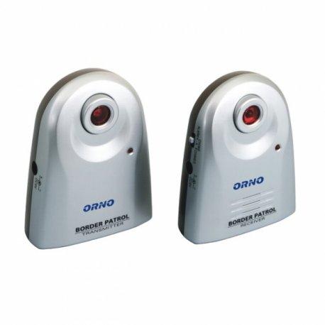 Alarm z bariera podczerwonieni ORNO OR-MA-706 - bateryjny
